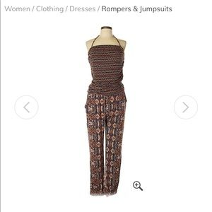 Jumpsuit from Cabi, wore once. So comfortable!